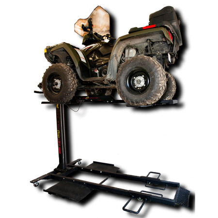 ATV storage lift